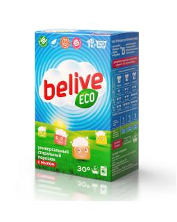 Бесфосфатный стиральный порошок «Belive» Eco 1000 гр от Чистаун