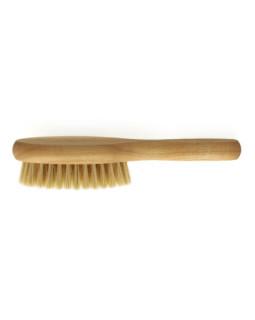 Расческа-щетка для волос из натурального бука, щетина вепрь от СпивакЪ